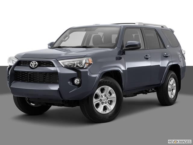 Photos And Videos 2014 Toyota 4runner Suv History In