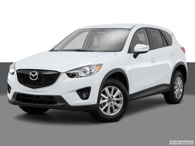 Photos and Videos: 2015 Mazda CX-5 SUV History in Pictures