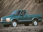 1998 Chevrolet S10 Regular Cab