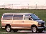 1998 GMC Savana 3500 Cargo