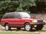 1999 Land Rover Range Rover
