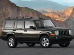 2007 Jeep Commander photo
