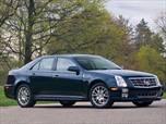 2010 Cadillac STS photo