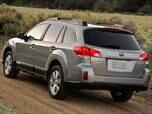 2010 Subaru Outback photo