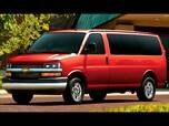2011 Chevrolet Express 2500 Passenger