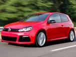 2012 Volkswagen Golf R  Hatchback