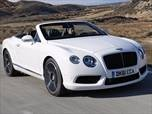 2013 Bentley Continental GTC  Convertible