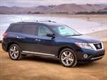 2013 Nissan Pathfinder photo