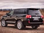 2013 Toyota Land Cruiser photo