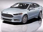 2014 Ford Fusion Energi photo