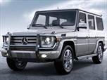 2014 Mercedes-Benz G-Class photo