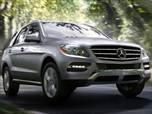 2014 Mercedes-Benz M-Class photo