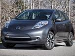 2014 Nissan LEAF photo