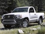 2014 Toyota Tacoma Regular Cab photo