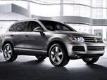 2014 Volkswagen Touareg photo