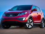 2015 Kia Sportage photo