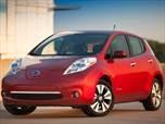 2015 Nissan LEAF photo