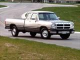 1992 Dodge D250 Club Cab