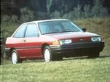 1992 Ford Escort
