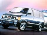 1992 GMC Safari Passenger