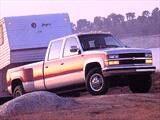 1993 Chevrolet 3500 Crew Cab