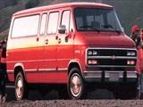 1993 Chevrolet Sportvan G30