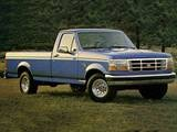 1993 Ford F150 Regular Cab