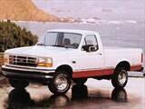 1993 Ford F250 Regular Cab