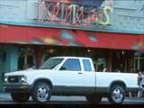 1993 GMC Sonoma Club Coupe Cab
