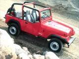 1993 Jeep Wrangler