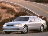 1993 Lexus GS