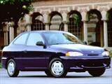 1996 Hyundai Accent