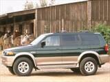 1999 Mitsubishi Montero Sport