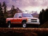 2000 Chevrolet 2500 Crew Cab