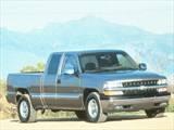 2000 Chevrolet Silverado 2500 HD Extended Cab