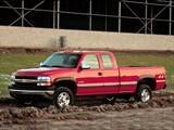 2001 Chevrolet Silverado 2500 HD Extended Cab