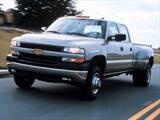 2001 Chevrolet Silverado 3500 Crew Cab