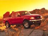 2001 Ford Ranger Super Cab