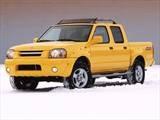 2001 Nissan Frontier Crew Cab