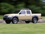 2001 Nissan Frontier Crew Cab Image