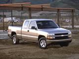 2002 Chevrolet Silverado 1500 Extended Cab