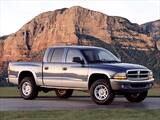 2002 Dodge Dakota Quad Cab