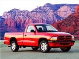 2002 Dodge Dakota Regular Cab