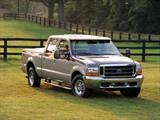 2002 Ford F250 Super Duty Crew Cab
