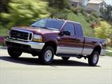 2002 Ford F250 Super Duty Super Cab