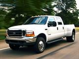 2002 Ford F350 Super Duty Crew Cab