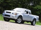 2002 Nissan Frontier King Cab