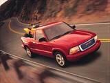 2003 GMC Sonoma Regular Cab