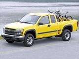 2004 Chevrolet Colorado Extended Cab