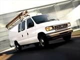 2004 Ford E350 Super Duty Cargo